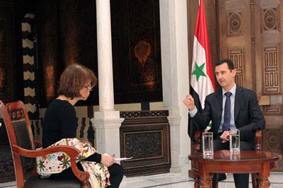 Syria_president_Alassad_s_interview_text